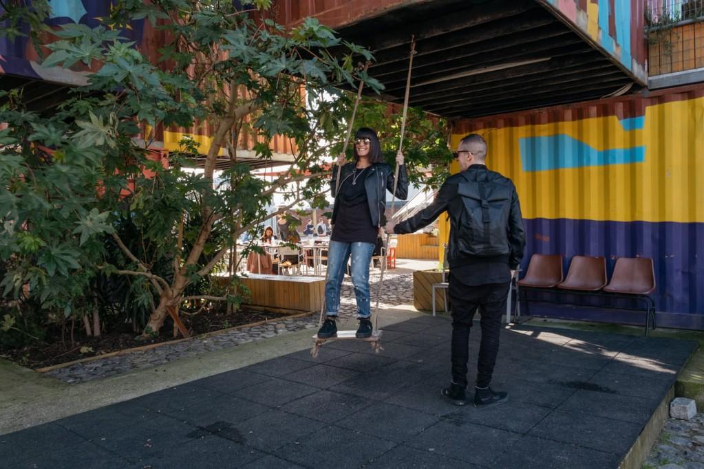 Coworking at Village Underground Lisboa